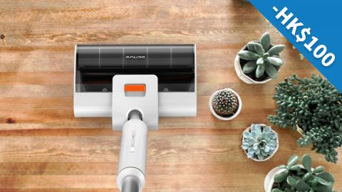 WYPE 新世代掃拖家用地板清潔機HK$100優惠代碼