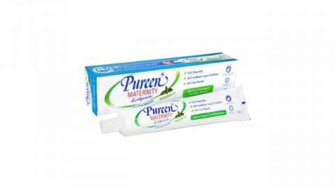 【至荀貨】Pureen無氟牙膏 130克(一套2支)