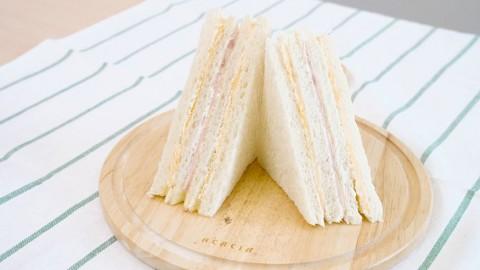 3步簡易還原台灣人氣手信 自家製洪瑞珍三文治食譜
