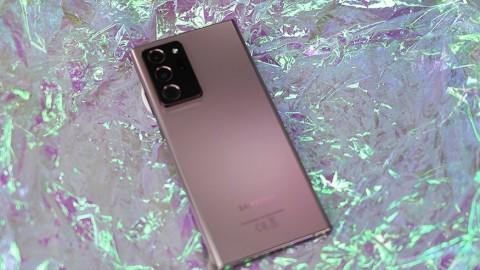 Samsung三星最新推出產品開箱 Galaxy Note20 Ultra 5G/無線降噪耳機/Watch3