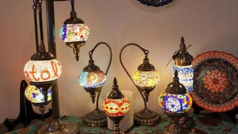 【觀塘好去處】觀塘土耳其馬賽克燈DIY工作坊 土耳其導師教你設計獨特玻璃燈