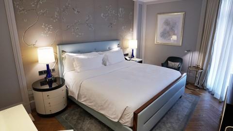尖沙咀5星級朗廷酒店住宿飲食限時半價 送米芝蓮餐廳午餐/下午茶+免費升級套房
