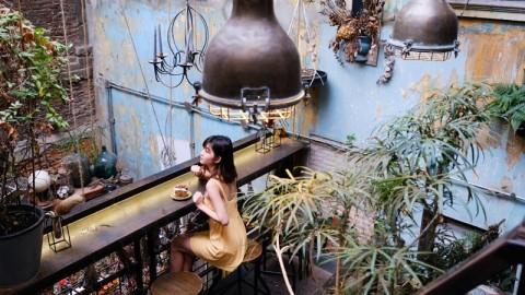 曼谷唐人街打卡食店兩大推薦 草泥馬可愛cafe+廢墟懷舊餐廳
