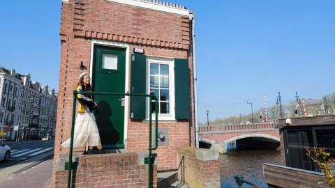 荷蘭試住百年運河橋屋 獨特住宿睇浪漫河景