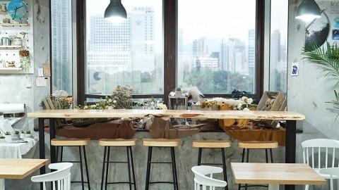 香港好去處2020|3間文青打卡甜品Cafe推介 特大玻璃窗樓上Cafe/純白簡約小清新Cafe/日式榻榻米咖啡店