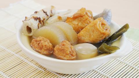試食超市日本直送關東煮懶人包!有齊7款食材/配有超鮮甜鰹魚湯