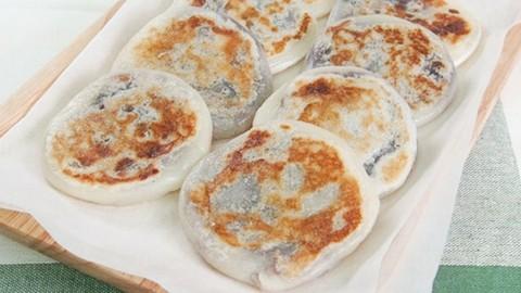 5款簡易中式懷舊小食推介! 豆沙燒餅/白糖糕/芝麻卷/潮式冷糕/沙翁