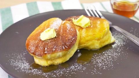 6款簡單零失敗下午茶、派對小食食譜推介 日式梳乎厘班戟/蝦多士/流心芝士薯波/芝士月亮蝦餅