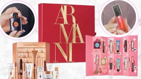 【聖誕月曆2020】開箱合集!5個聖誕月曆!由美妝到護膚品牌都有!驚喜熱賣人氣皇牌產品率先看!