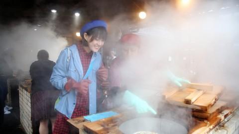 九州仙氣料理‧別府「地獄蒸」溫泉蒸餸極有仙氣