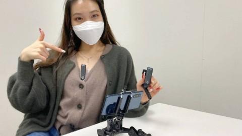 【e+同你試】Okayo DragonFLY 手機收音咪開箱試