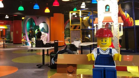 【e+食買玩】尖沙咀 LEGO 探索中心優先導覽