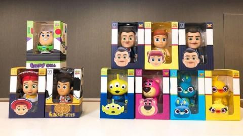【e+食買玩】便利店有得買!Toy Story 模型公仔開箱速睇